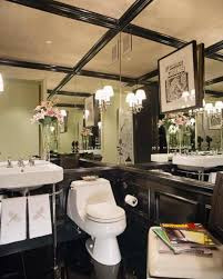 Black And White Bathroom Decorating Ideas Decorating With Black Hgtv