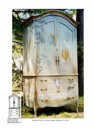 Hand Painted Furniture by Hand Painted Armoires Pieces Furniture