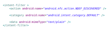 android uri nfc tag dispatch system in android 02 01 04 18 09 14 01 20 08