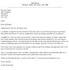 general cover letter example resume badak