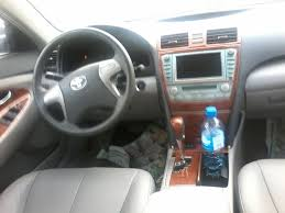 2005 Camry Interior Extremely Clean Tokunbo 2009 Toyota Camry Xle With Formica N