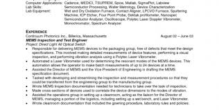 Lab Experience Resume Machine Operator Duties Electric Sewer Cleaning Machine Operator