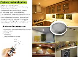 commercial electric led under cabinet lighting xking 6 puck lights led wireless kitchen under cabinet lighting