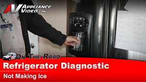 whirlpool ice maker red light flashing whirlpool refrigerator diagnostic not producing ice mfi2568aes