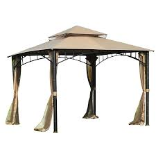 Grill Gazebos Home Depot by Shop Gazebos At Lowes Com