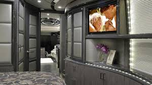 Motorhome Custom Interiors Custom Rv Cabinets Rv Wood Cabinets Maple Kitchen In A Custom