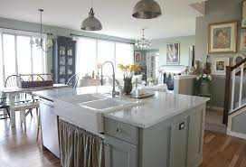 marble kitchen islands my thoughts on our marble countertops jeanne oliver