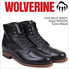 leather motorcycle shoes allsports rakuten global market wolverine wolverine 1000 mile