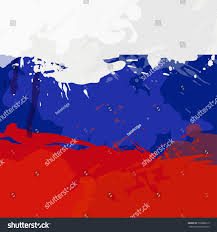 Russian Flag Colors Russian Flag Color Splash Stock Vector 339886619 Shutterstock