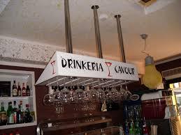appendi bicchieri bar sistemi espositivi lavorazioni varie gulino pubblicit