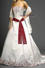 robes de mari e bordeaux robe de mariée blanche et bordeaux boutique robe d ange wifeo