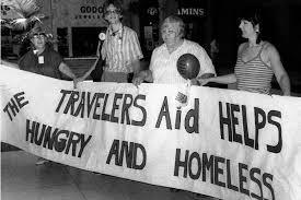 History travelers aid international