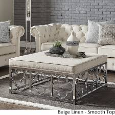 Quatrefoil Table L Quatrefoil End Table Lovely Solene Chrome Quatrefoil Base Square