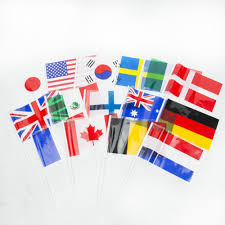 Miniature Flags Amazon Com Flags Of All Nations International Flags 72 Flags