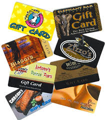 restaurant gift cards gift cards pos equipment