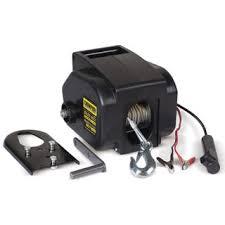champion power equipment 3 000 lb atv utv winch kit free