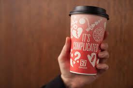 coffee cups 7 eleven valentine u0027s day coffee cups u2014 allison chambers