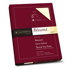 q buy resume papers Southworth Resume