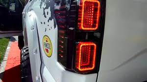2016 f150 led tail lights coplus 2nd gen 2代目 black hole ford f150 2015 led tail light 2