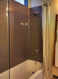 Bathroom Shower Panels 5 Secret Facts About High Gloss Shower And Tub Wall Panels