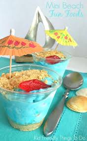 beach party decorating ideas diy tropical table displays ball