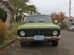 Ford Corier The Street Peep 1975 Ford Courier