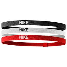 elastic hair bands nike accessories elastic hairbands pack 3 units buy and offers on