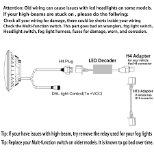 h4 socket wiring diagram hid ballast wiring diagram