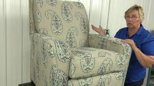 Recovering An Armchair How To Reupholster A Recliner Chair Youtube
