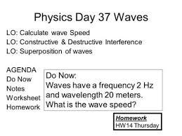 22 04 2017 waves ppt download