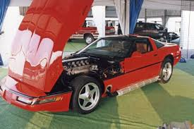 corvette v12 1992 falconer all aluminum v 12 experimental zr 12 corvette