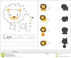 maze game worksheet for education stock vector image 54186673