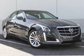 2014 cadillac cts performance pre owned 2014 cadillac cts sedan performance rwd sedan in mission