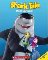 shark tale movie storybook sara pennypacker scholastic