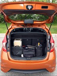 nissan micra trunk space different notes in versa u0027s repertoire wheels ca