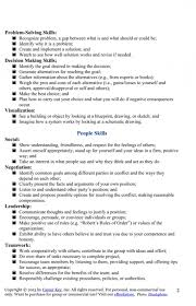 Best Skills To Put On A Resume by List Of Personal Qualities For Resume U2013 Resume Examples