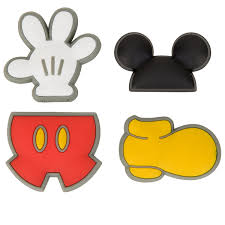mickey mouse magnet 4 pc shopdisney