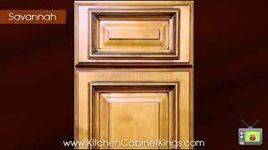 kitchen cabinets kings savannah kitchen cabinets by kitchen cabinet kings youtube