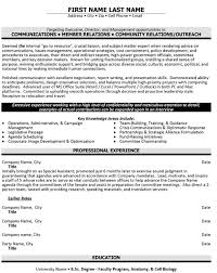 Power Resume Sample by Public Relations Sample Resume Template For Reference Letter Movie