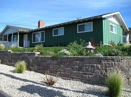 Sloped Front Yard Landscaping Ideas - retaining wall ideas front yard front yard landscaping ideas
