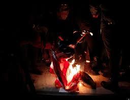 Flag Burning Legal Flag Burning Start Thinking Right