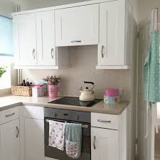White Chalk Paint Kitchen Cabinets by My Home U0027before And After U0027 Kitchen Transformation Using White