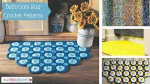 26 crochet rug patterns allfreecrochet com