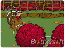 free turkey shoot thanksgiving screensaver turkey shoot