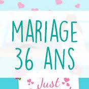 36 ans de mariage carte anniversaire mariage virtuelle gratuite à imprimer