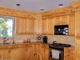 beeautiful kitchen from oak cabinets redwood kitchen counter and