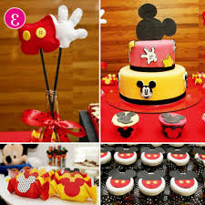 mickey mouse birthday ideas mickey mouse birthday centerpiece decorating of party