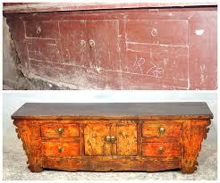 transformer un meuble ancien restaurer un meuble mises en peinture acajou