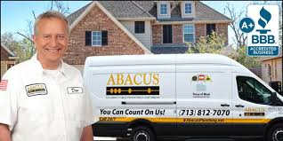 abacus plumbing air conditioning electrician 713 766 3833 houston