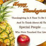 happy thanksgiving captions